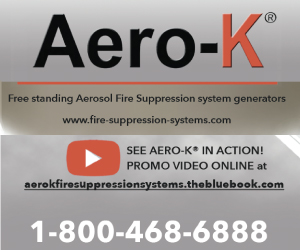Aero-K Fire Suppression Systems/Peripherals, Inc.