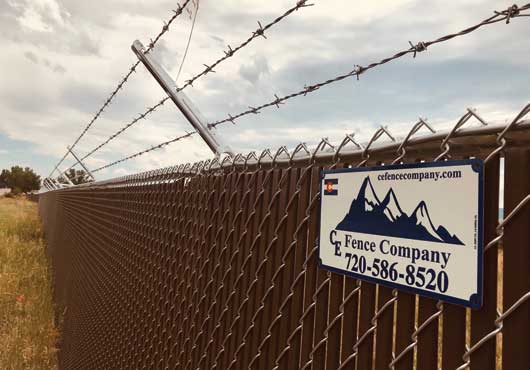 'We Fence Colorado'