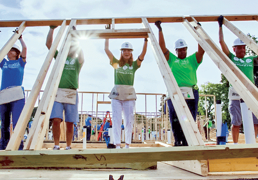 Habitat for Humanity Helps Unlock Futures through Affordable Homeownership