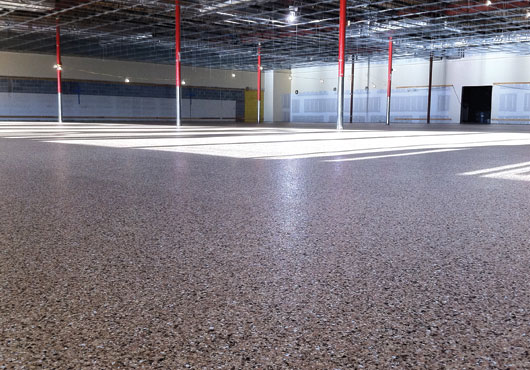 Embracing a Concrete Floor Coatings Revolution