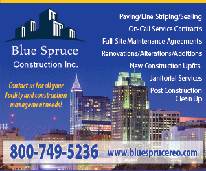 Blue Spruce Construction Inc.