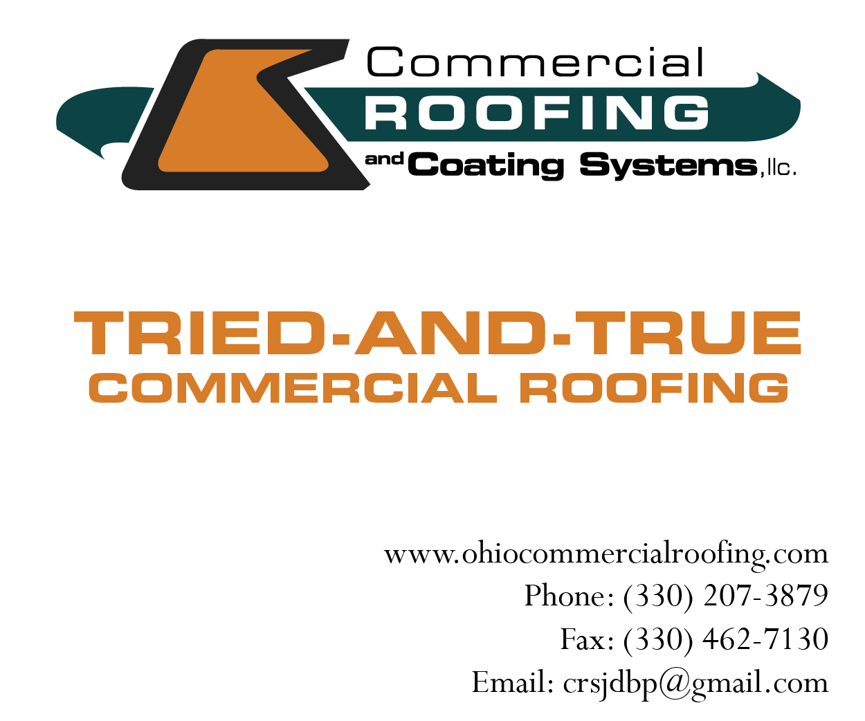 Commercial Roofing and Coating Systems, LLC