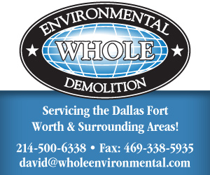 Whole Environmental and Demolition