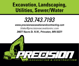 Precision Excavating & Contracting LLC