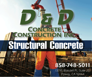 D & D Concrete Construction Inc.