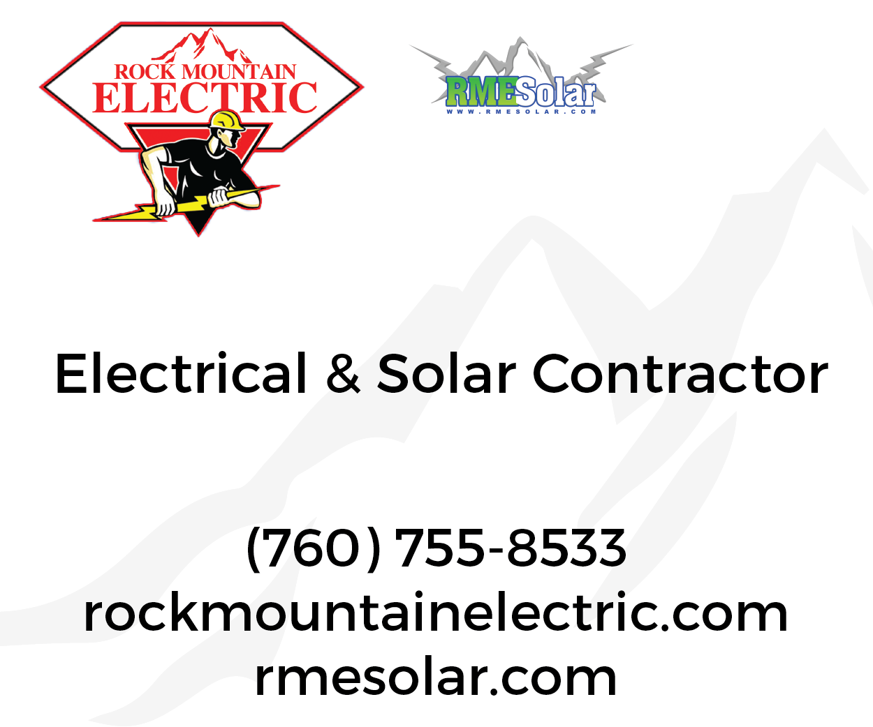 Rock Mountain Electric, Inc.